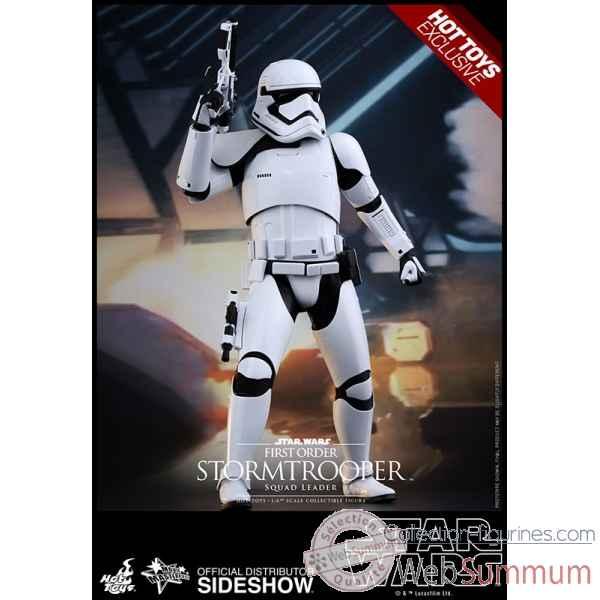 Hot Toys star wars force réveille de premier ordre riot trooper casque échelle 1//6th