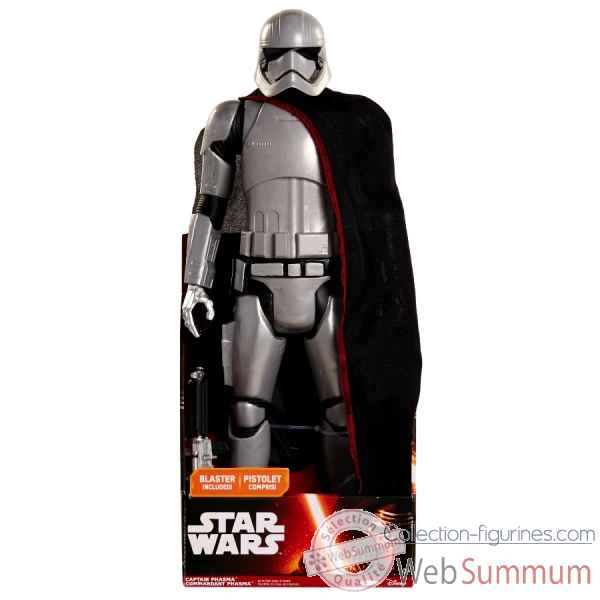 Star wars vii: figurine capitaine phasma -JKK94943