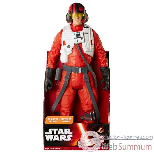 Star wars vii: figurine poe dameron -JKK90824