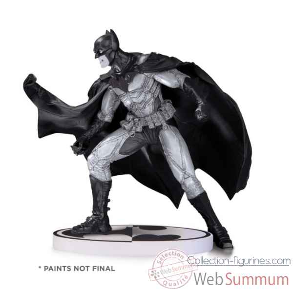 Statue dc comics: batman noir & blanc by lee bermejo 2nd ed -DIAMAR150331