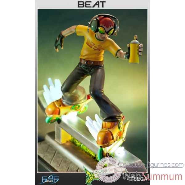 Statue jet set radio\'s beat sega all stars -PP068