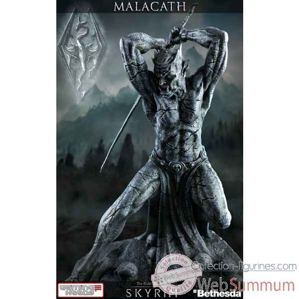 Statue malacath\'s shrine the elder scrolls v skyrim -IPESKMAL