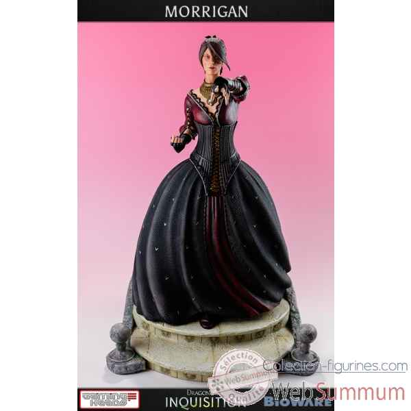 Statue morrigan echelle 1:4 dragon age inquisition -IPDAMOR