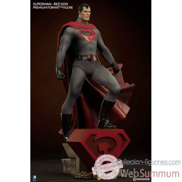 Statue superman red son premium format -SS3002153