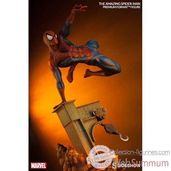 Statue the amazing spider-man premium format -SS300201