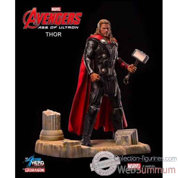 Statue thor marvel: avengers - age of ultron -DRAG38150