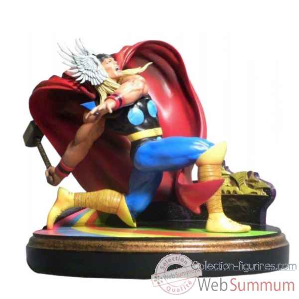 Statue thor marvel: premium collection -DIAOCT152201