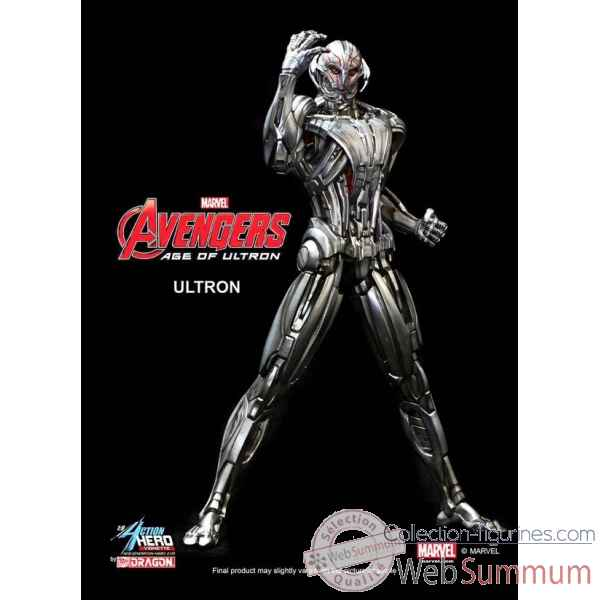 Statue ultron marvel: avengers - age of ultron -DRAG38148