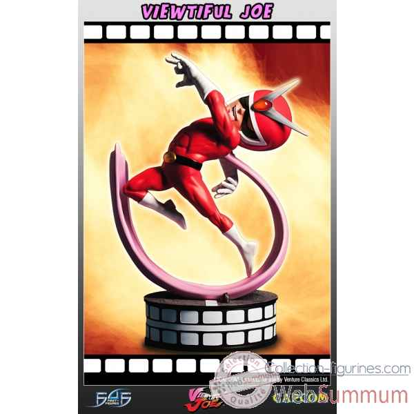 Statue viewtiful joe regular edition -PP073