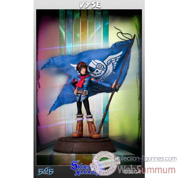 Statue vyse skies of arcadia -PP062
