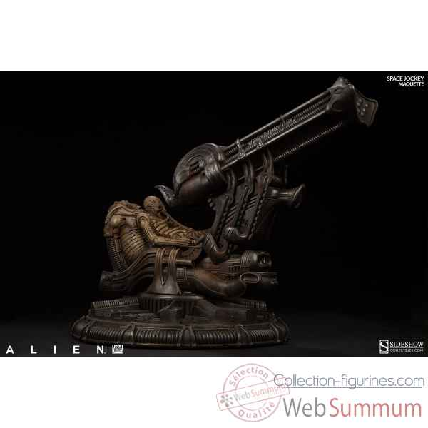 Statuette alien: space jockey -SS300305