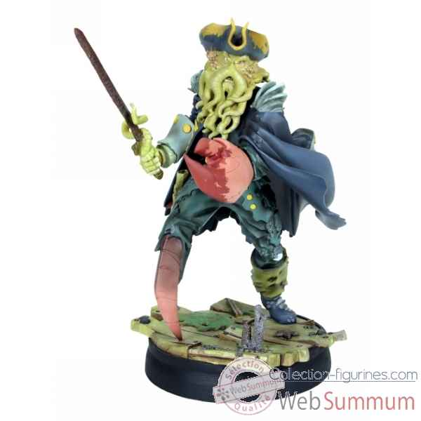 Statuette davy jones pirates des caraibes -GGI10020