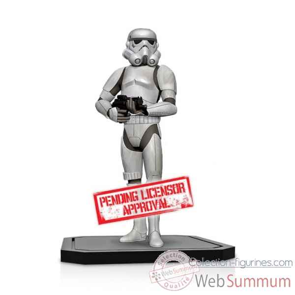 Statuette stormtrooper star wars rebels -GGI80510