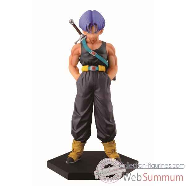 Statuette trunks dragonball z -BANP32979