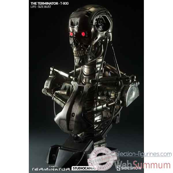 Terminator buste taille reelle -SS400219