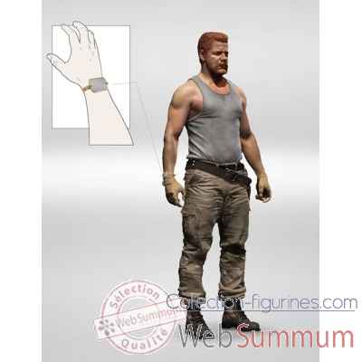 The walking dead: figurine abraham ford -MCF14637