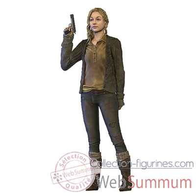 The walking dead: figurine beth greene -MCF14632