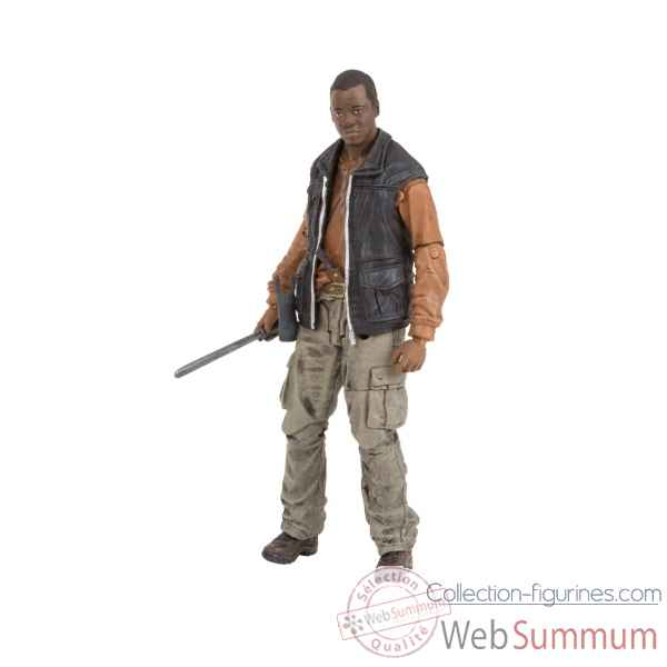 The walking dead: figurine bob stookey -MCF14623