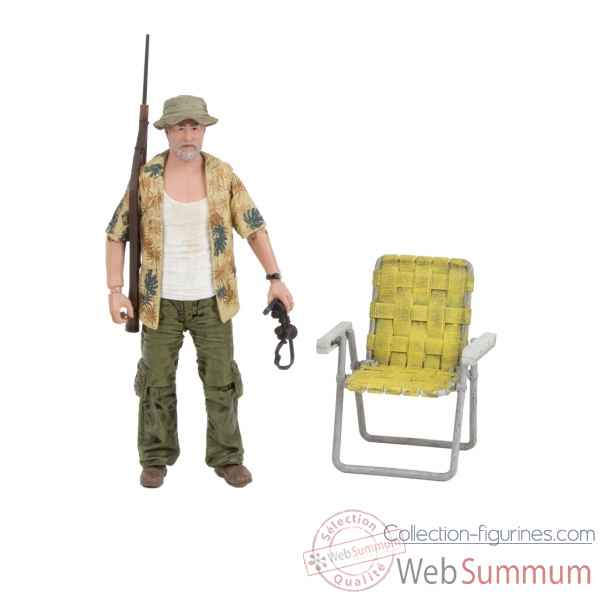 The walking dead: figurine - dale horvath -MCF14622