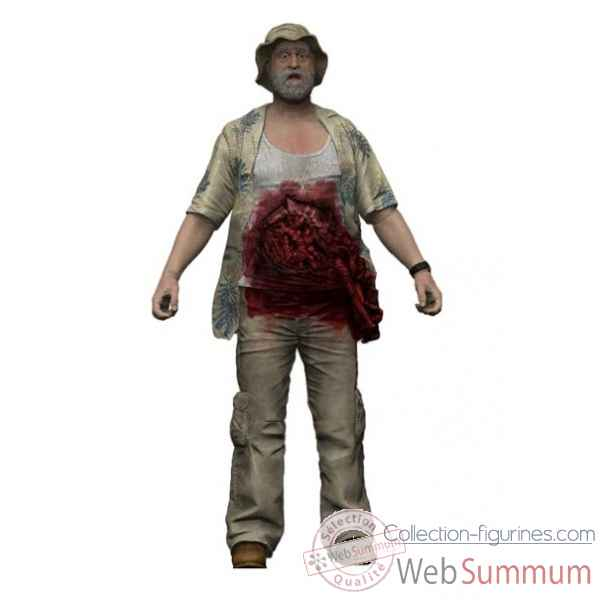 The walking dead: figurine dale horvath -MCF14636