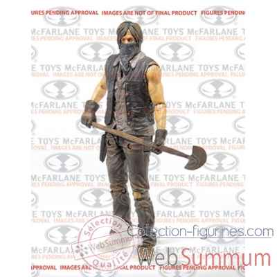 The walking dead: figurine daryl dixon -MCF14591