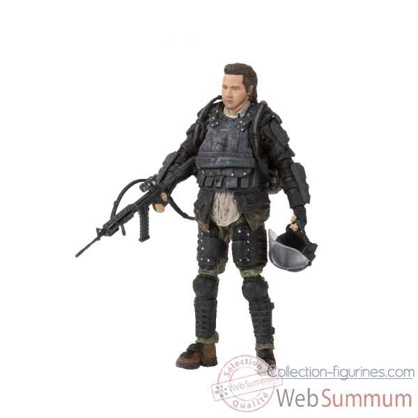 The walking dead: figurine eugene porter -MCF14625