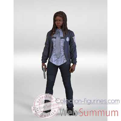 The walking dead: figurine michonne -MCF14635