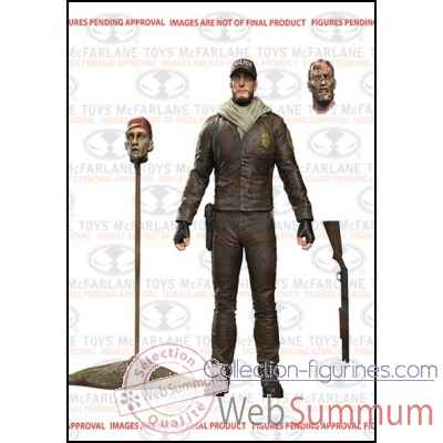 The walking dead: figurine shane -MCF14643