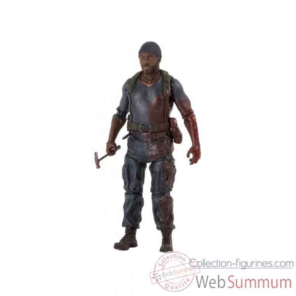 The walking dead: figurine tyreese -MCF14627