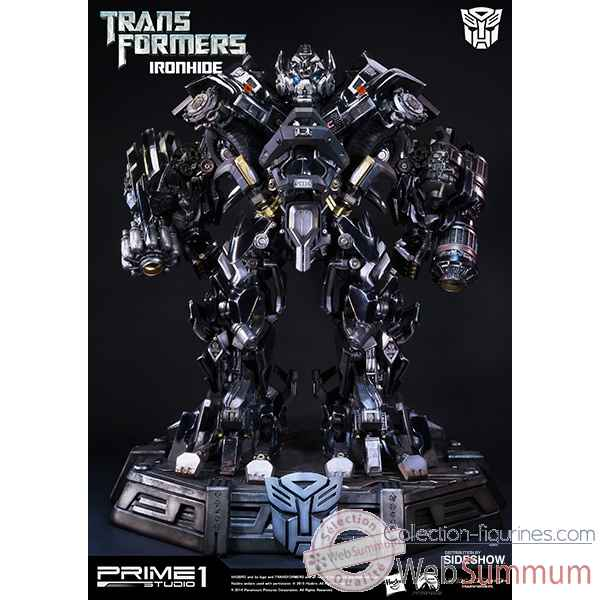 Transformers: statue ironhide 24 -SS902597