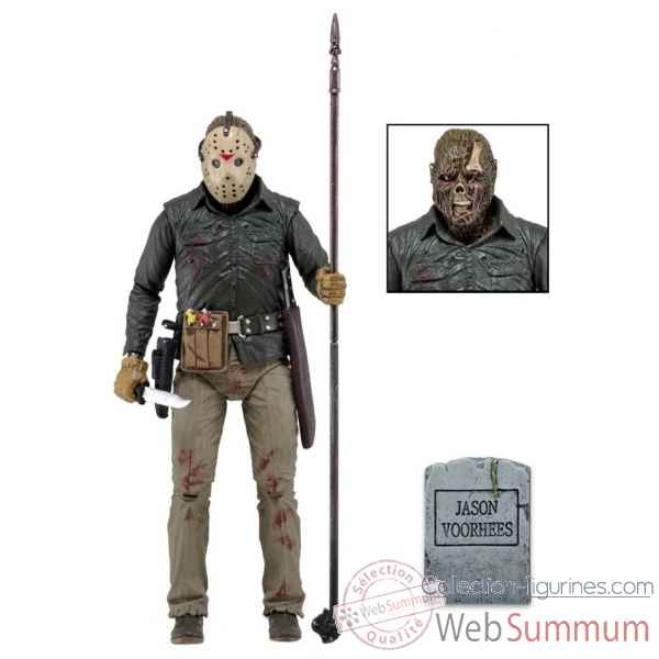 Vendredi 13 figurine jason -NECA39714