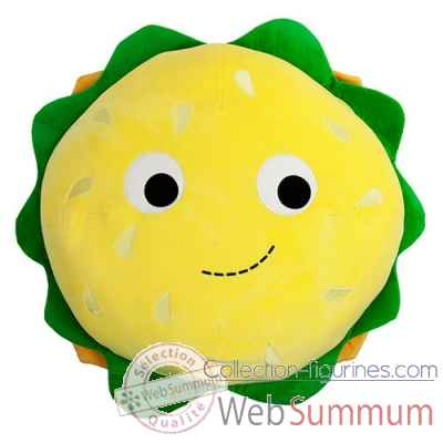 Yummy world: peluche cheeseburger extra-large -KIDTDYMP016