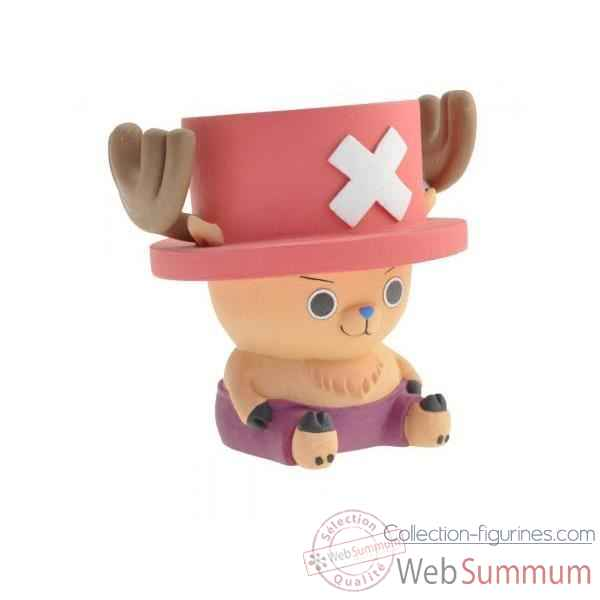 Mini-tirelire one piece chopper Plastoy -80041