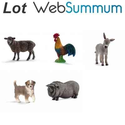 Promotion Figurine animal de la ferme Schleich -LWS-106