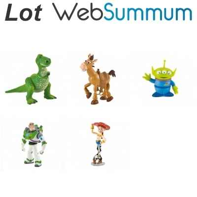 Promotion figurine Toy Story Bullyland -LWS-183