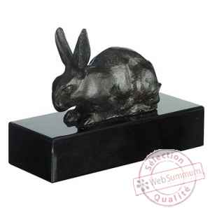 Lapin couché Rmngp -ZF005702