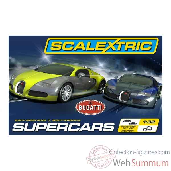 Super cars Scalextric -SCA1297P