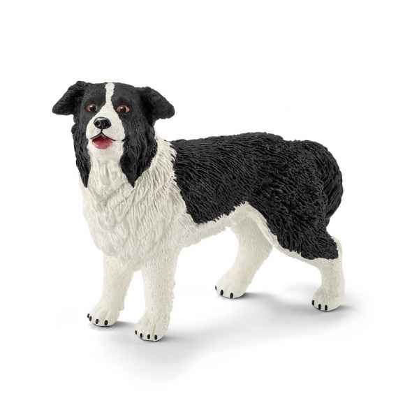 Border collie figurine schleich -16840