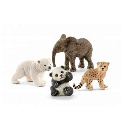 Achat de bebes sur collection figurines - Bebe animaux sauvage ...