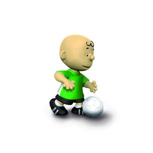 Figurine charlie brown footballeur schleich -22078