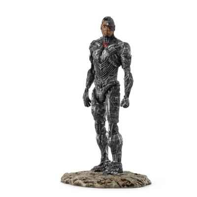 Figurine film justice league cyborg schleich -22566