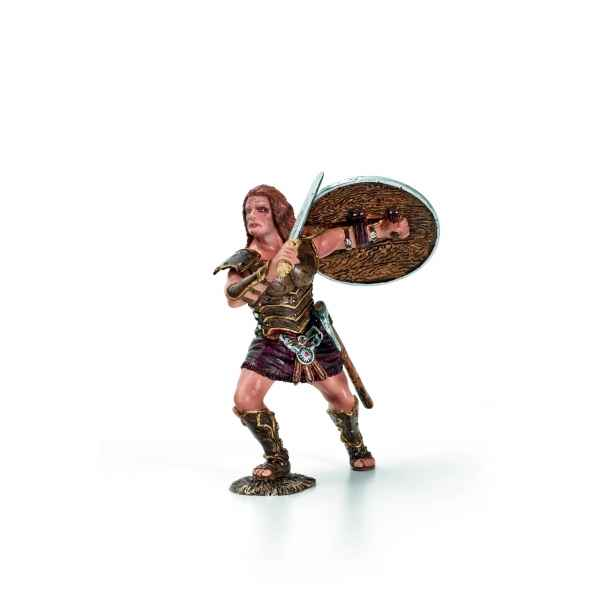 Figurine heros Normand avec glaive schleich 70066