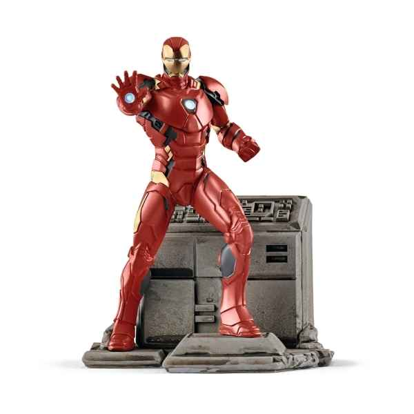 Figurine iron man schleich -21501