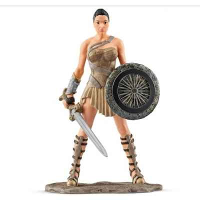 Figurine wonder woman schleich -22557