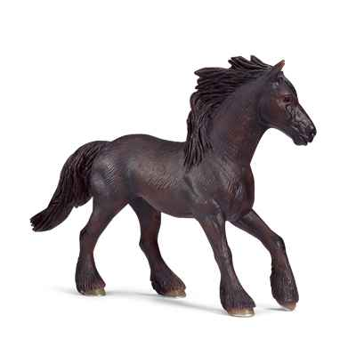 Video schleich-13604-Jument Frison