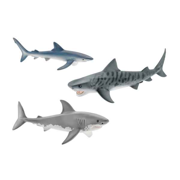 Kit requins schleich -41448