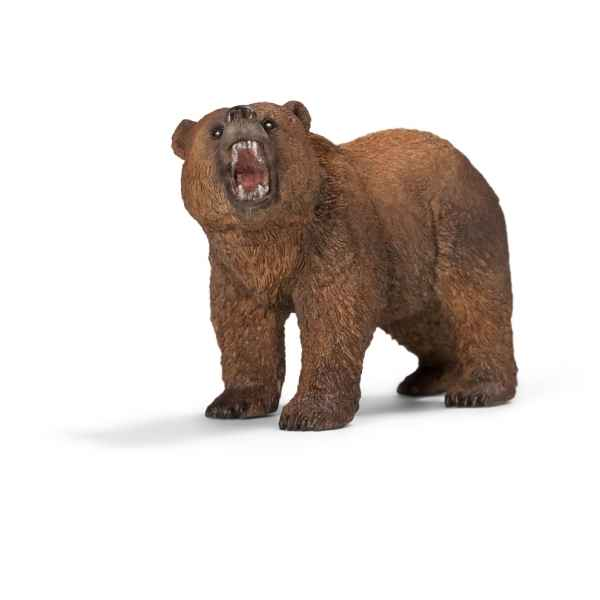 Ours grizzly schleich -14685