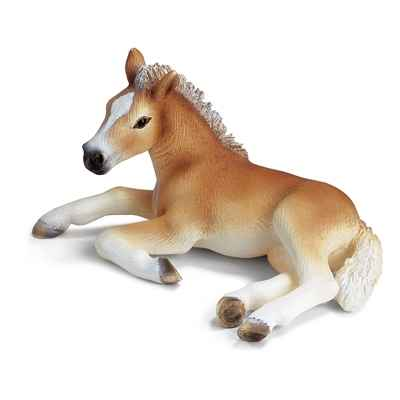 Video schleich-13292-Poulain Haflinger couche