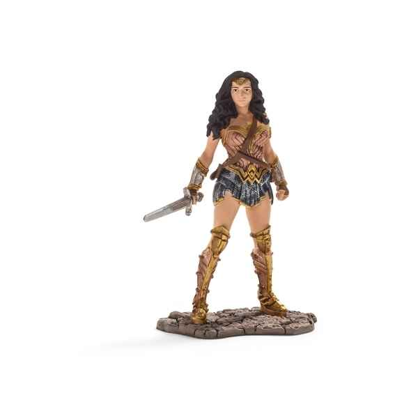 Wonder woman (batman v superman) schleich -22527