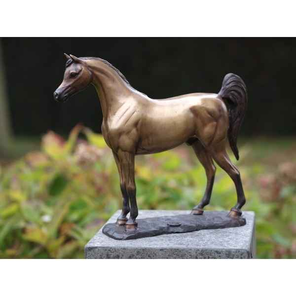 Cheval arabe Thermobrass -AN1135BR-B